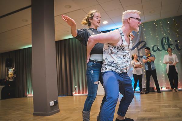 Baltic Swing 2018 Gdynia - Show