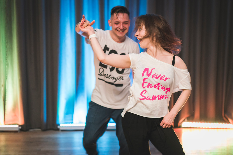 Baltic swing Gdynia 2018 - Social time