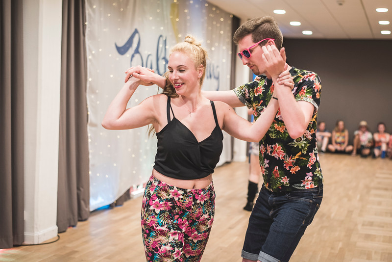 Baltic Swing 2018 Gdynia - Strictly Open