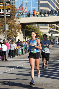Baltimore Marathon 2010 --9073