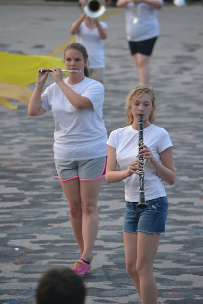 Band Camp Finale 2013