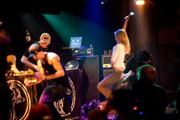 Ostrechead at the Viper Room 3/24/2007