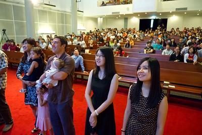 2013 Baptism