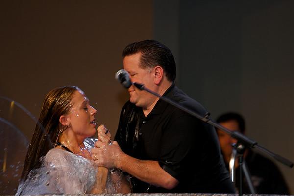 Baptism - January 25, 2009