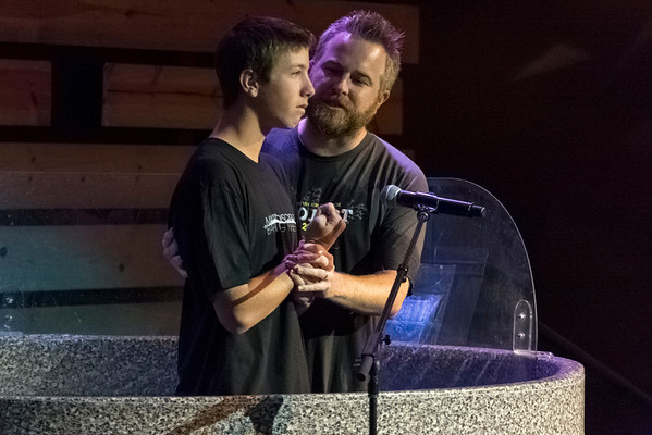 Baptisms 2015