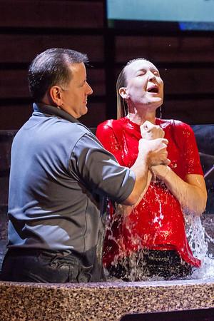 Baptisms - February 22 - 23, 2014