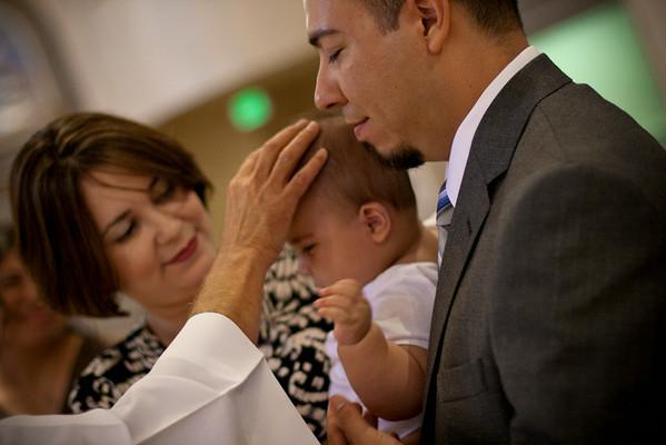 Diego Rivera :: Baptism :: 08.23.09