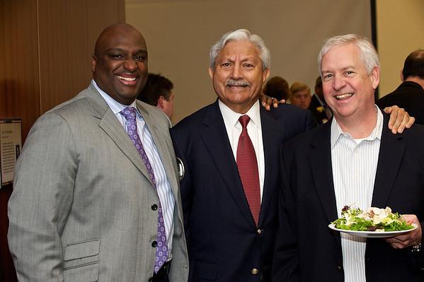 Bar IIan delegation at the Atlanta INternational Rotary Club.