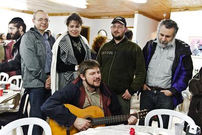 Michael Feldman, Natasha Feldman, Yuri Lipmanovich, Dima Vinnitski, Zhenya Reyzer