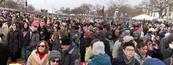 President Barack Obama's Second Inauguration, Jan 21, 2013