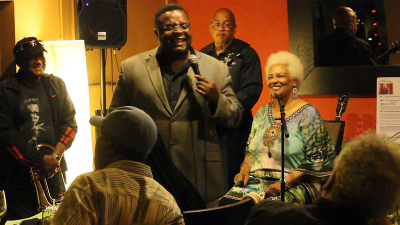 Barbara Sings with Jay Jackson