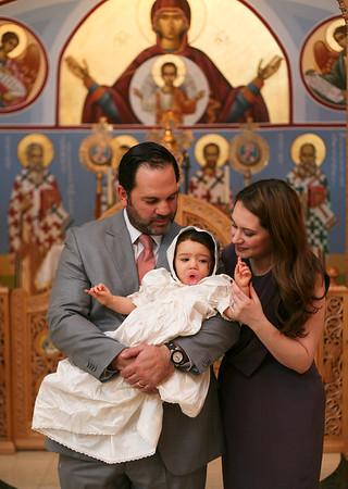 Bardawil Baptism
