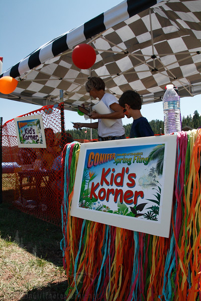 Lots of fun activities for kids at the Barefoot Bluegrass & BBQ event!