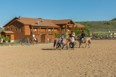 PARK CITY, UT - June 7, 2014:  National Ability Center Barn Party (Photo by Don Cook)