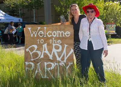 PARK CITY, UT - May 30, 2015:  National Ability Center Barn Party (Photo by Don Cook)