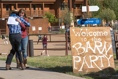 PARK CITY, UT - June 3, 2017:  National Ability Center Barn Party (Photo by Don Cook)