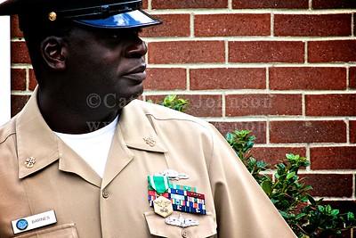 Barnes Retirement - Yorktown Event Photographer