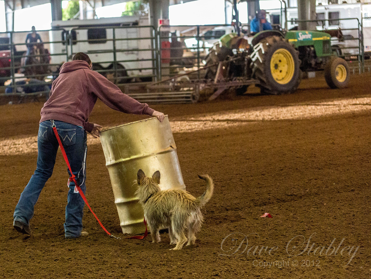 Barrel Racing-7193