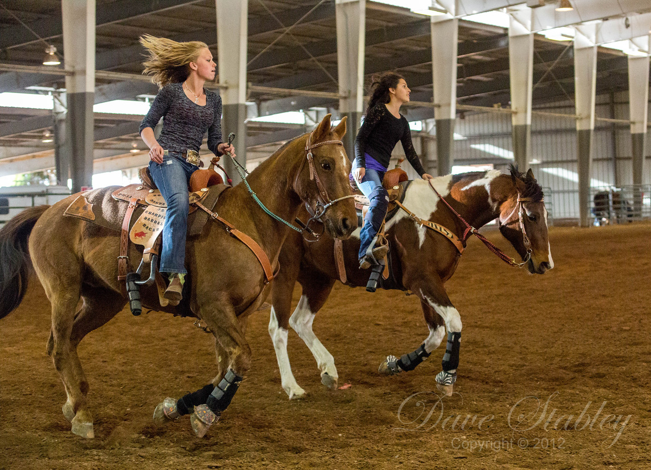 Barrel Racing-7108
