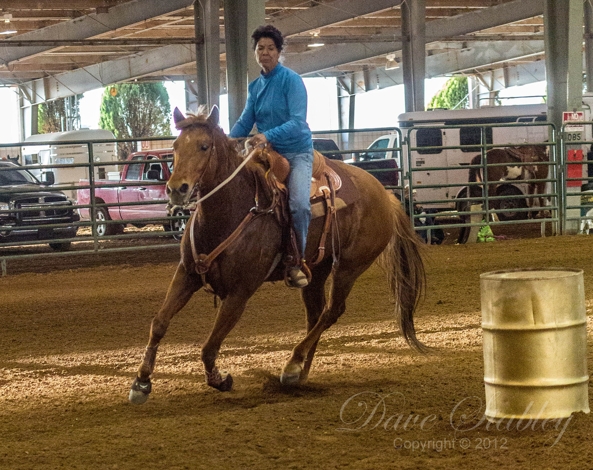 Barrel Racing-7194