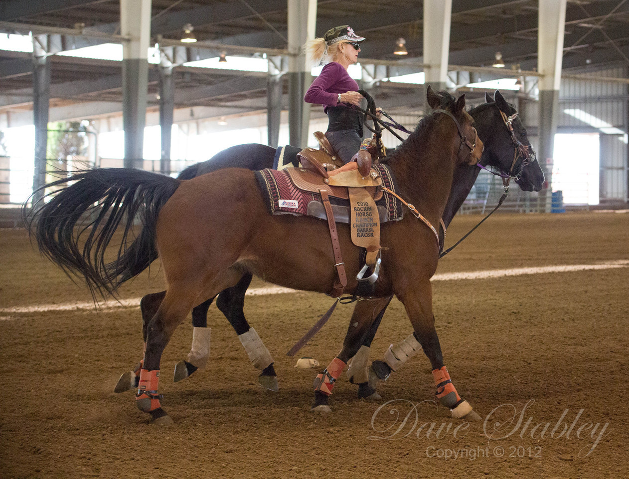 Barrel Racing-7050