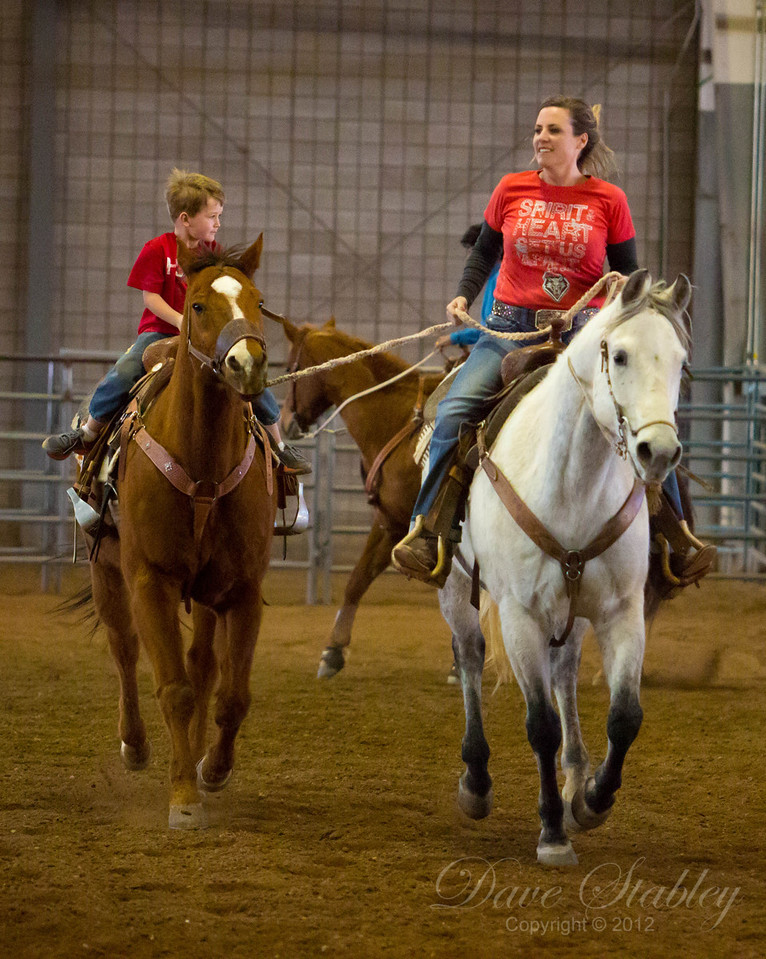 Barrel Racing-7085