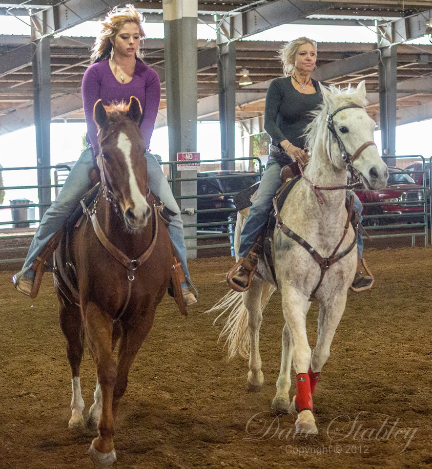 Barrel Racing-7099