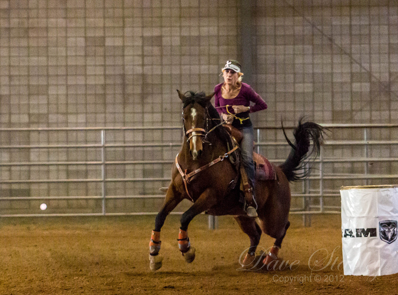 Barrel Racing-7207