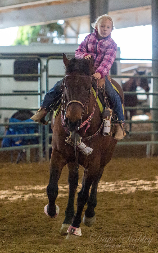 Barrel Racing-7184