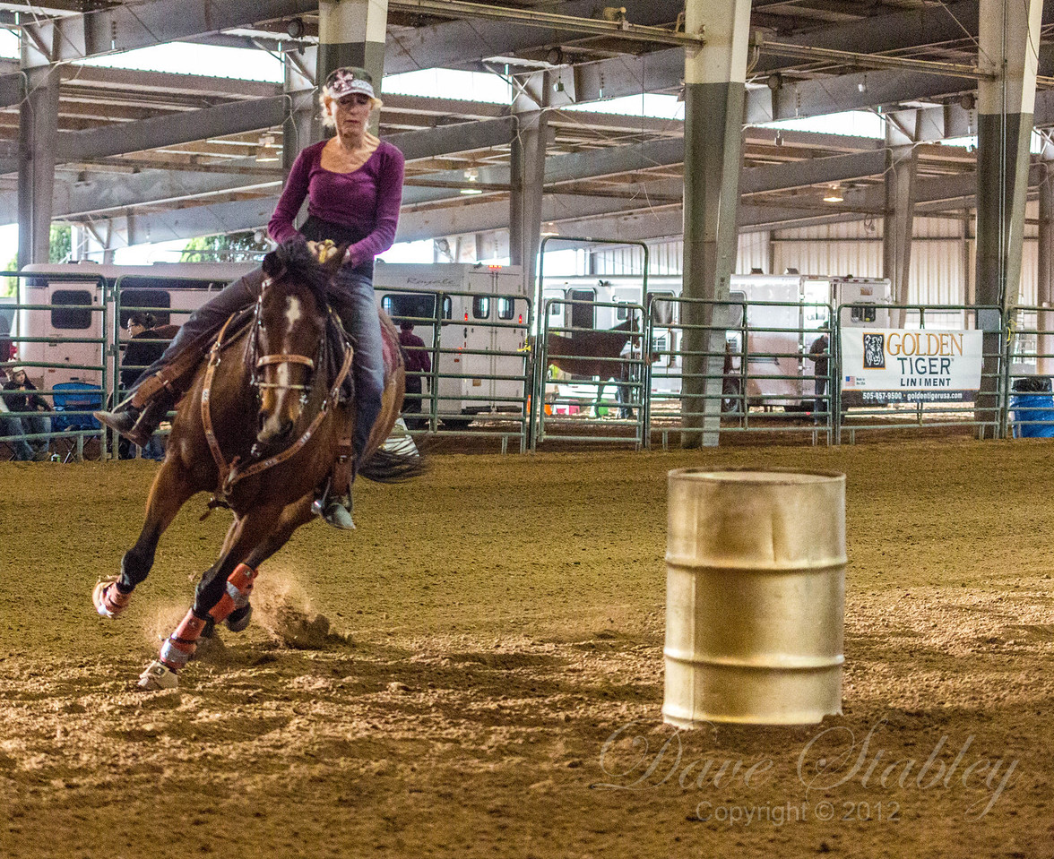 Barrel Racing-7201