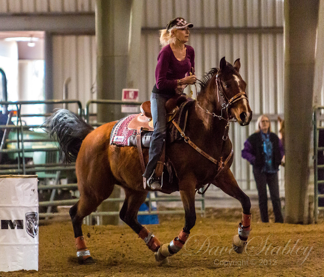 Barrel Racing-7206