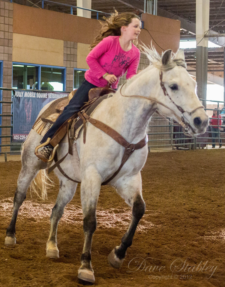Barrel Racing-7168
