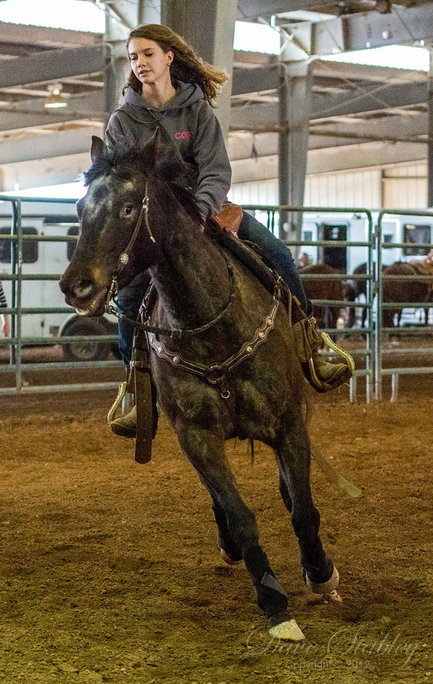 Barrel Racing-7122