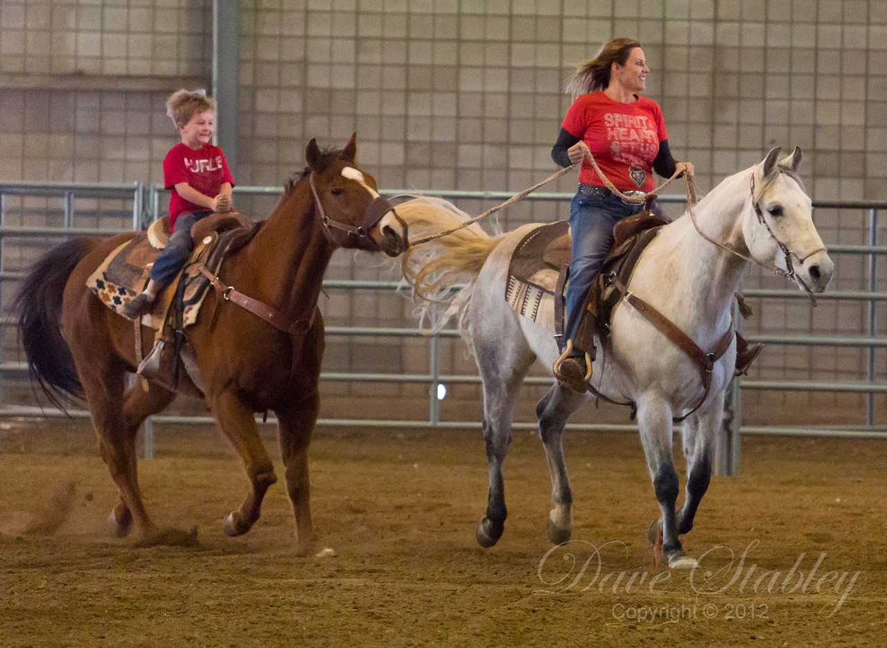 Barrel Racing-7083