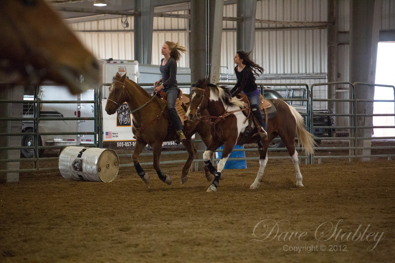 Barrel Racing-7114