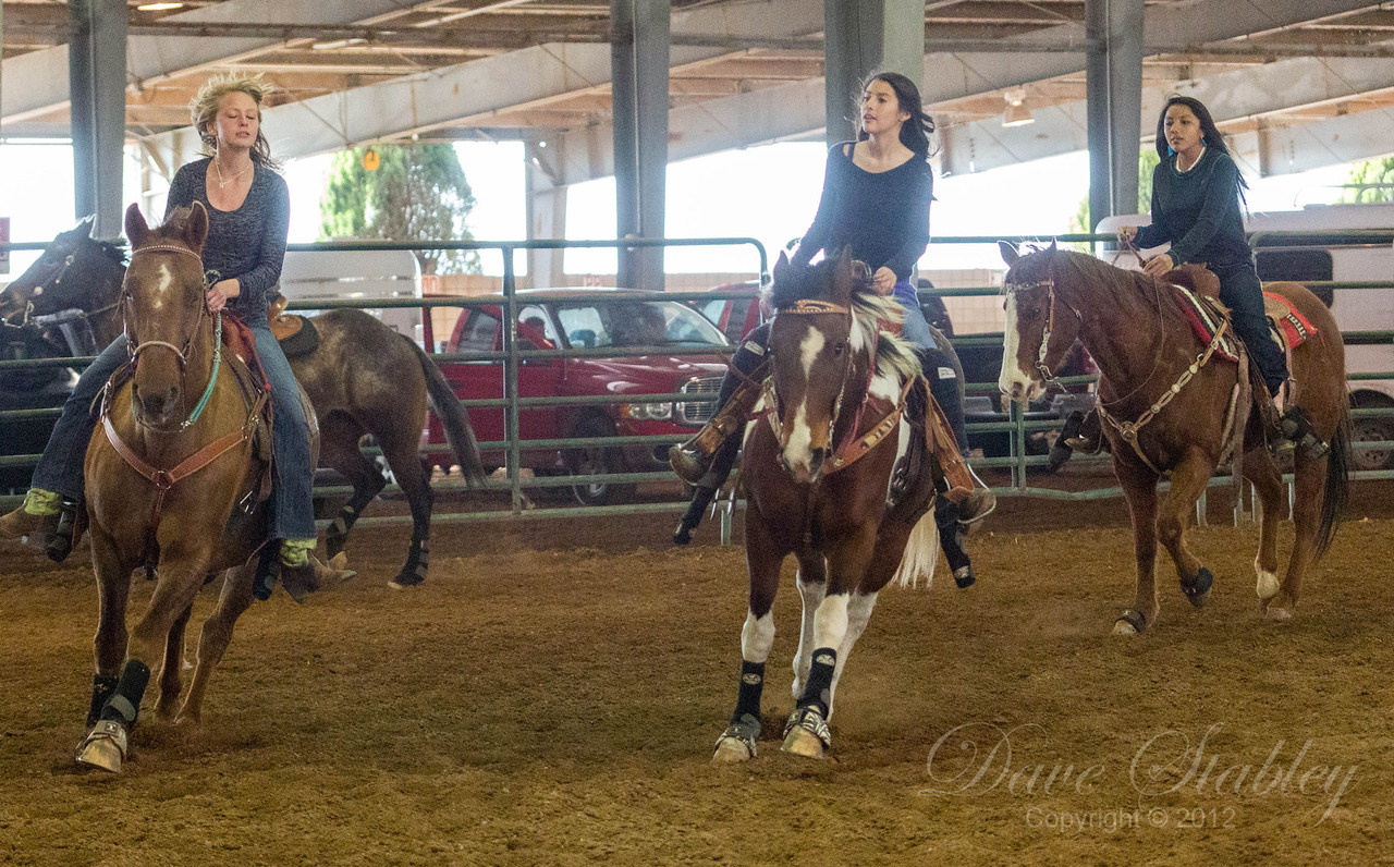 Barrel Racing-7103