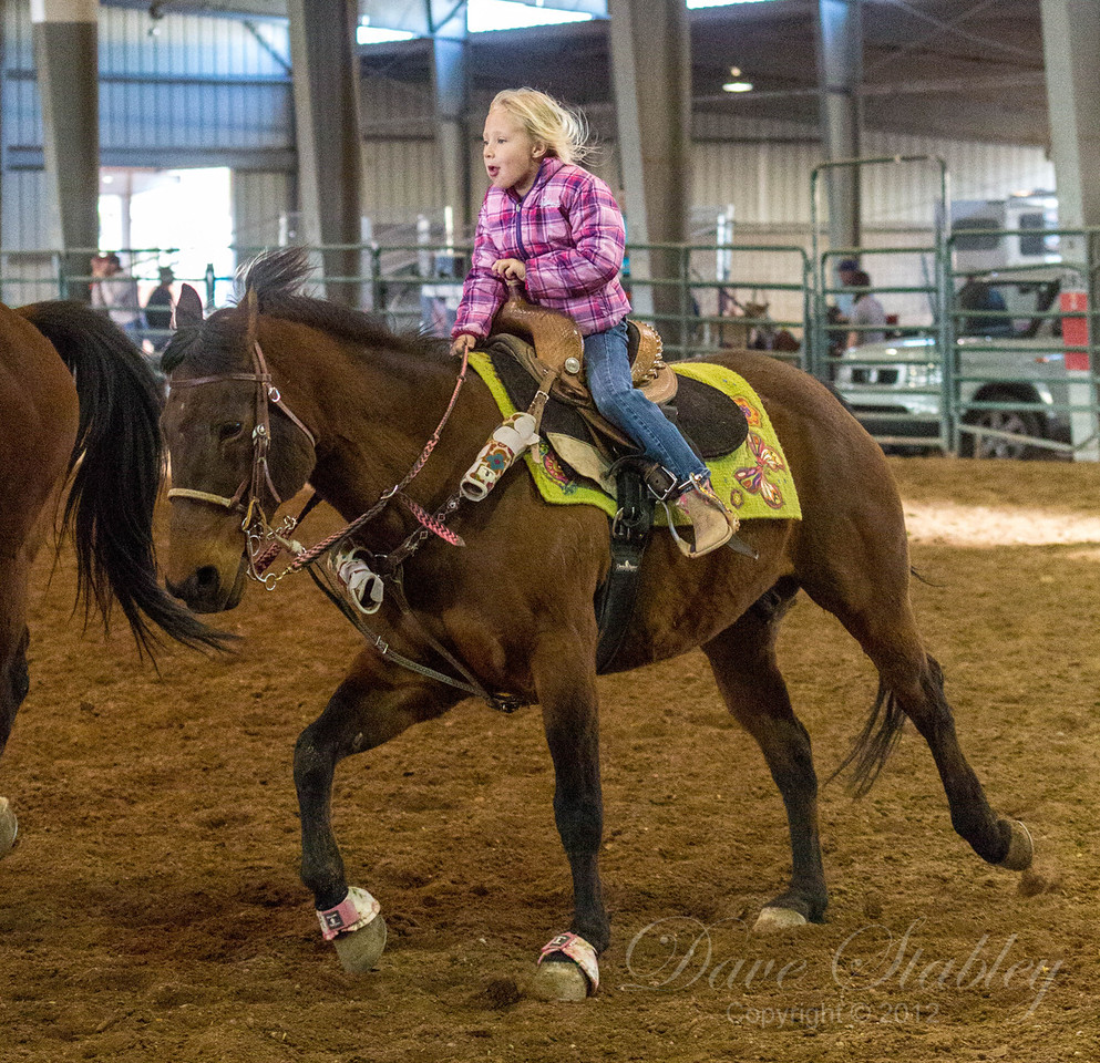 Barrel Racing-7178