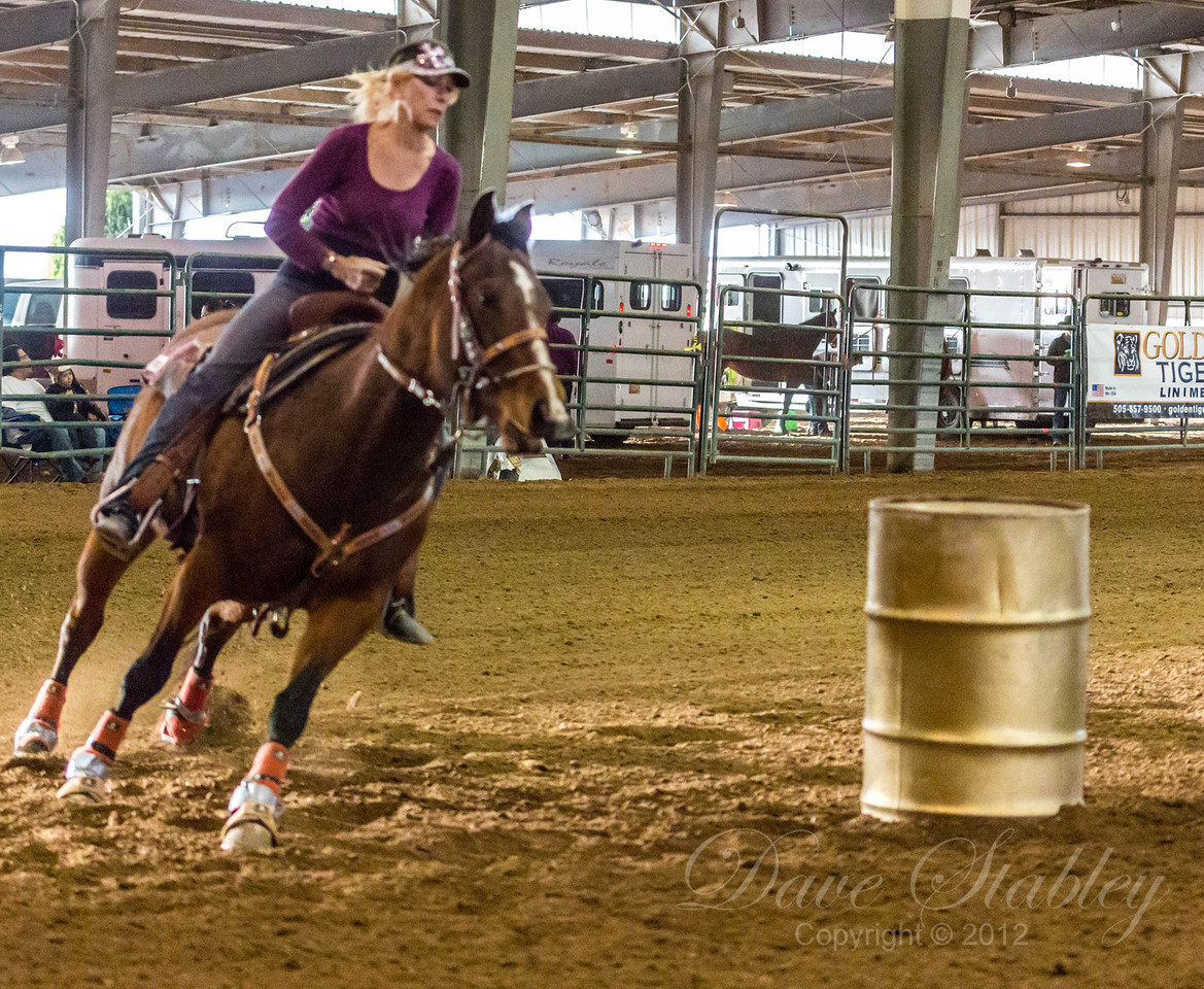 Barrel Racing-7202