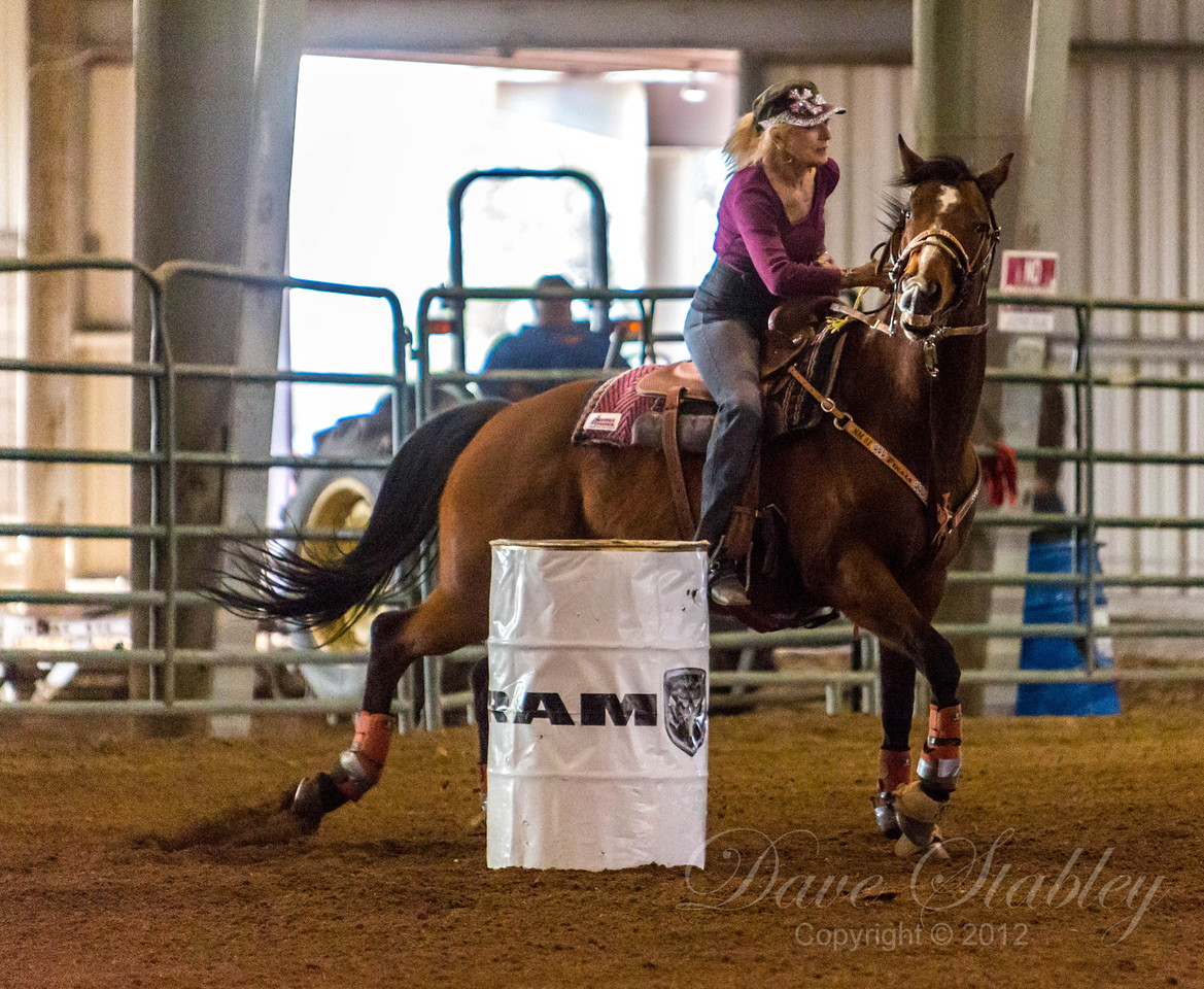 Barrel Racing-7205