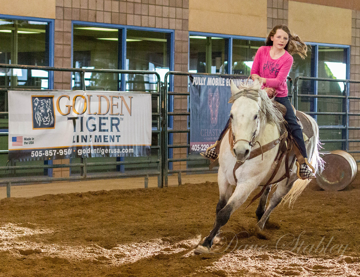 Barrel Racing-7165