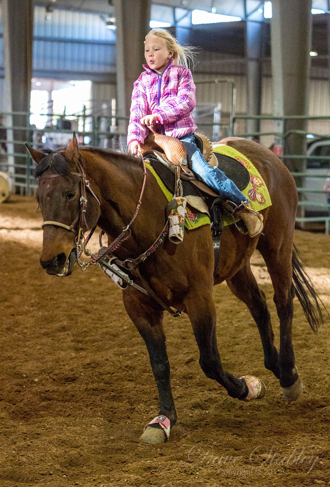 Barrel Racing-7180