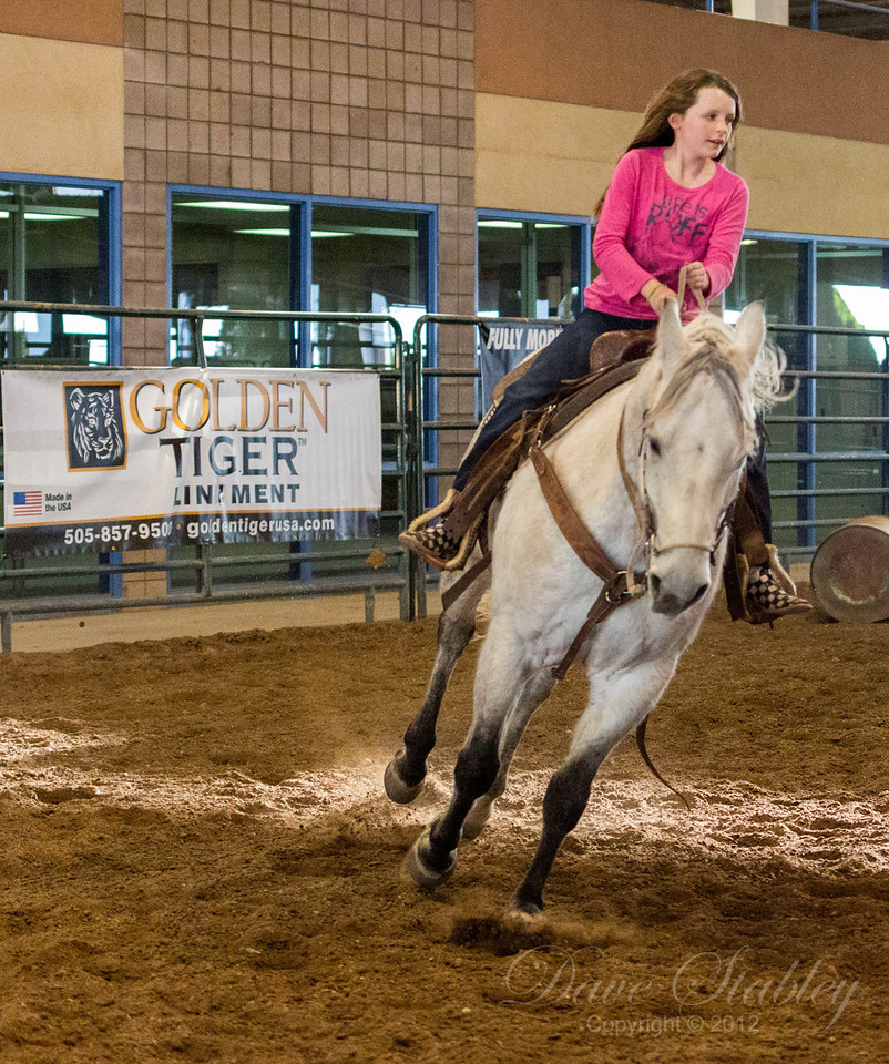 Barrel Racing-7167
