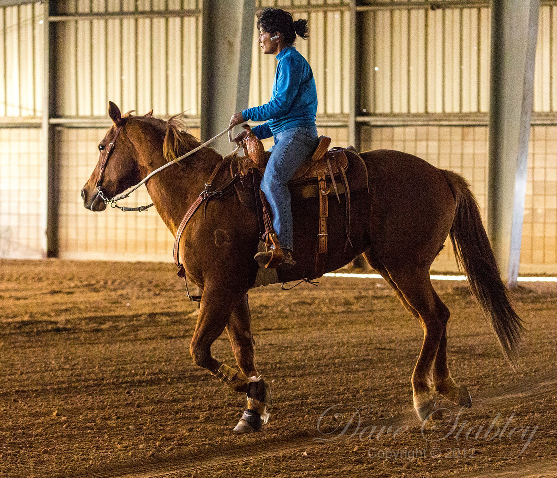 Barrel Racing-7161