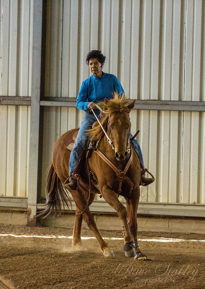 Barrel Racing-7157