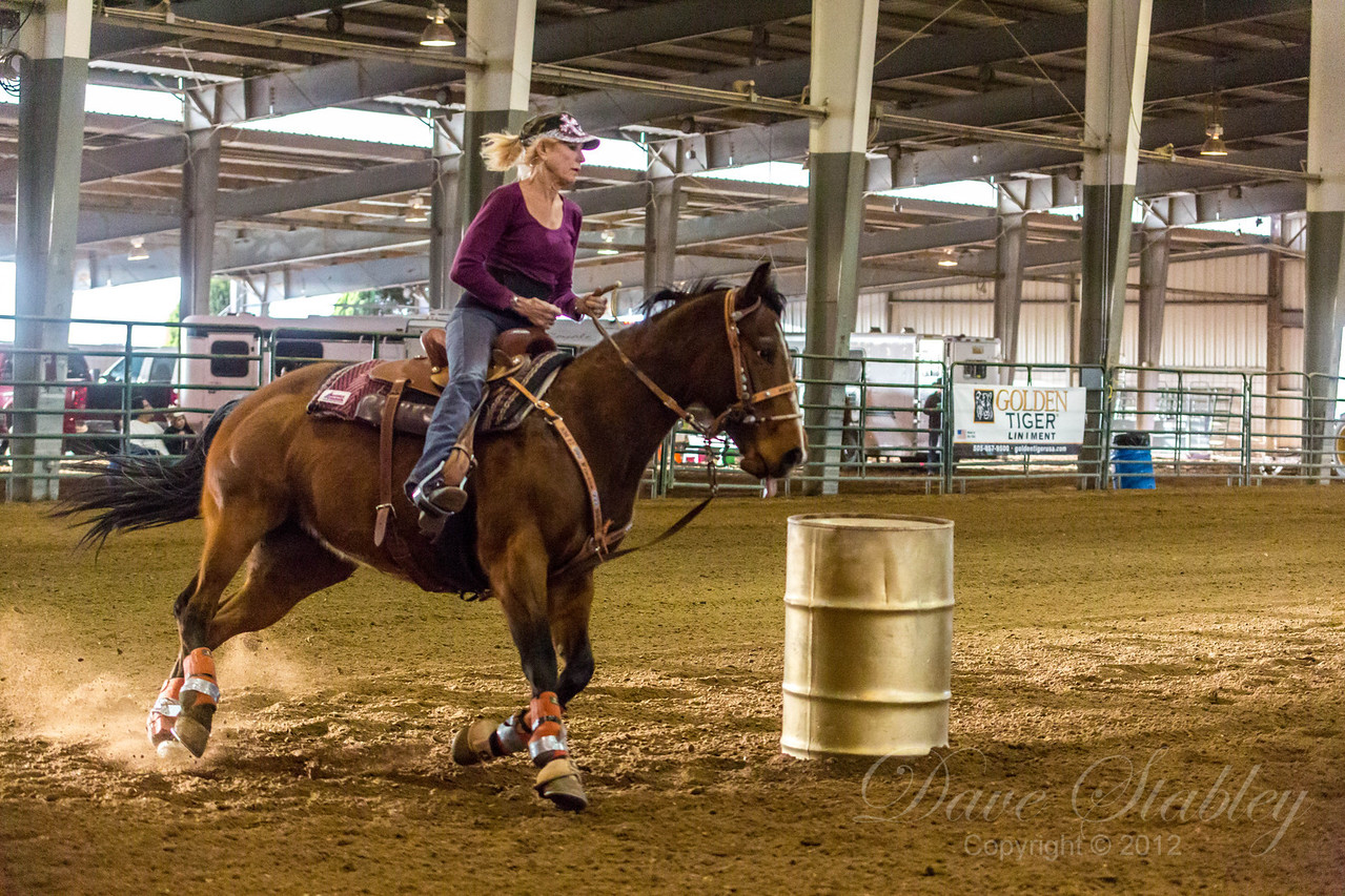 Barrel Racing-7203