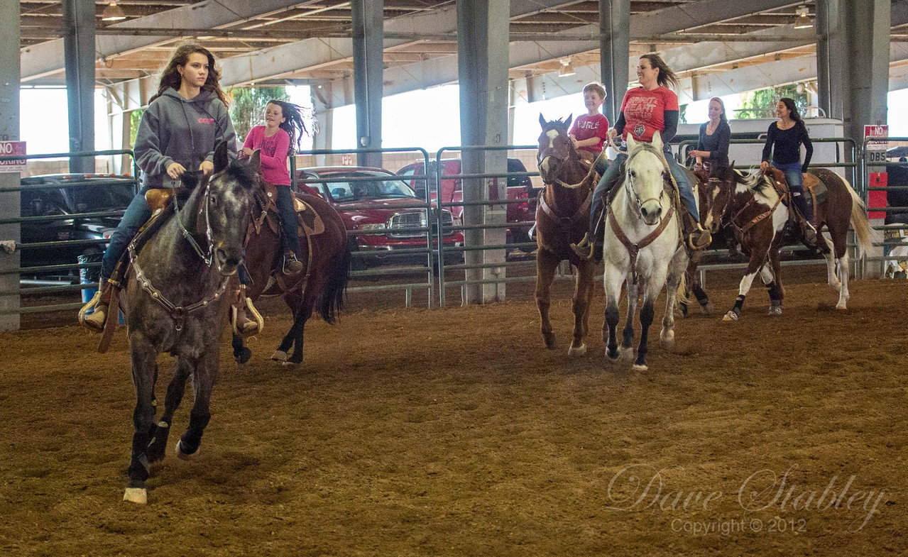 Barrel Racing-7096