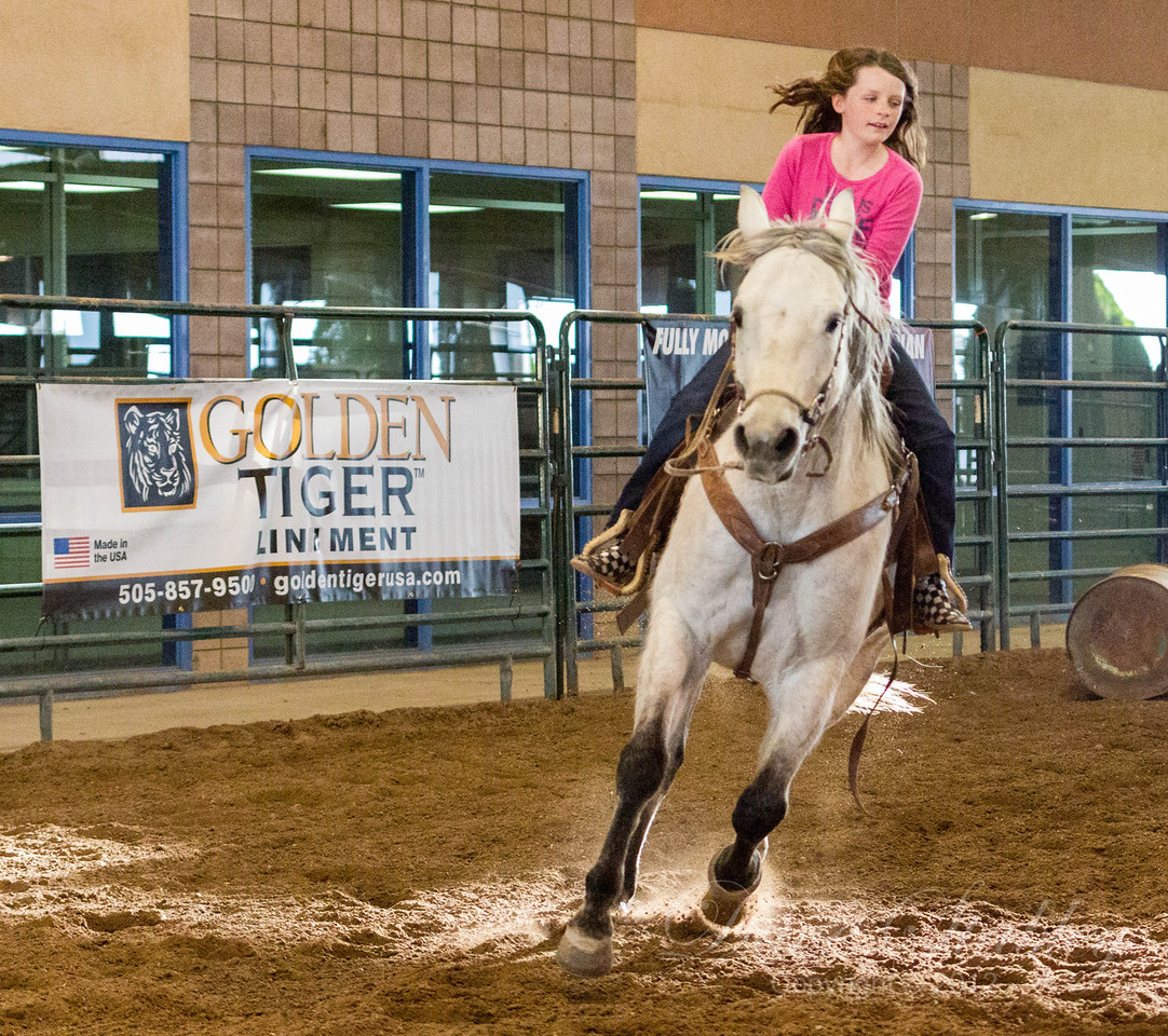 Barrel Racing-7166
