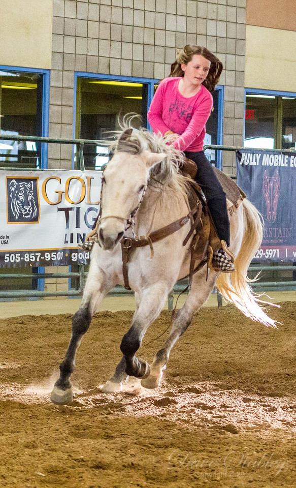 Barrel Racing-7171