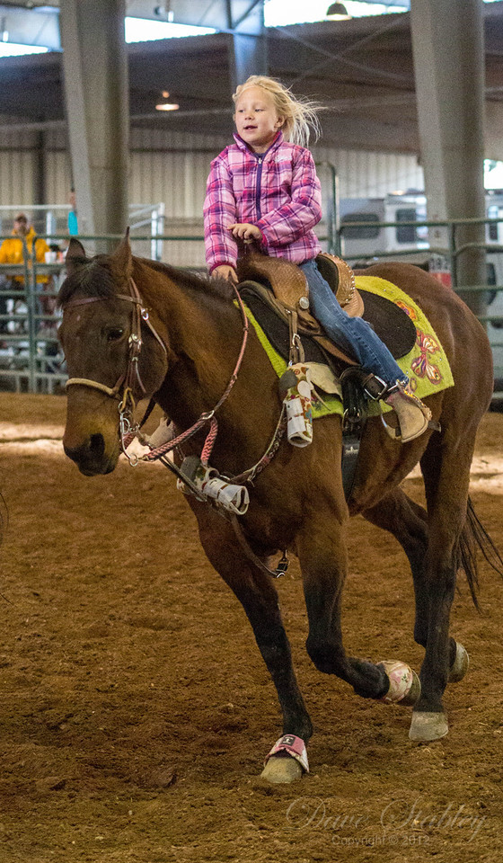 Barrel Racing-7177