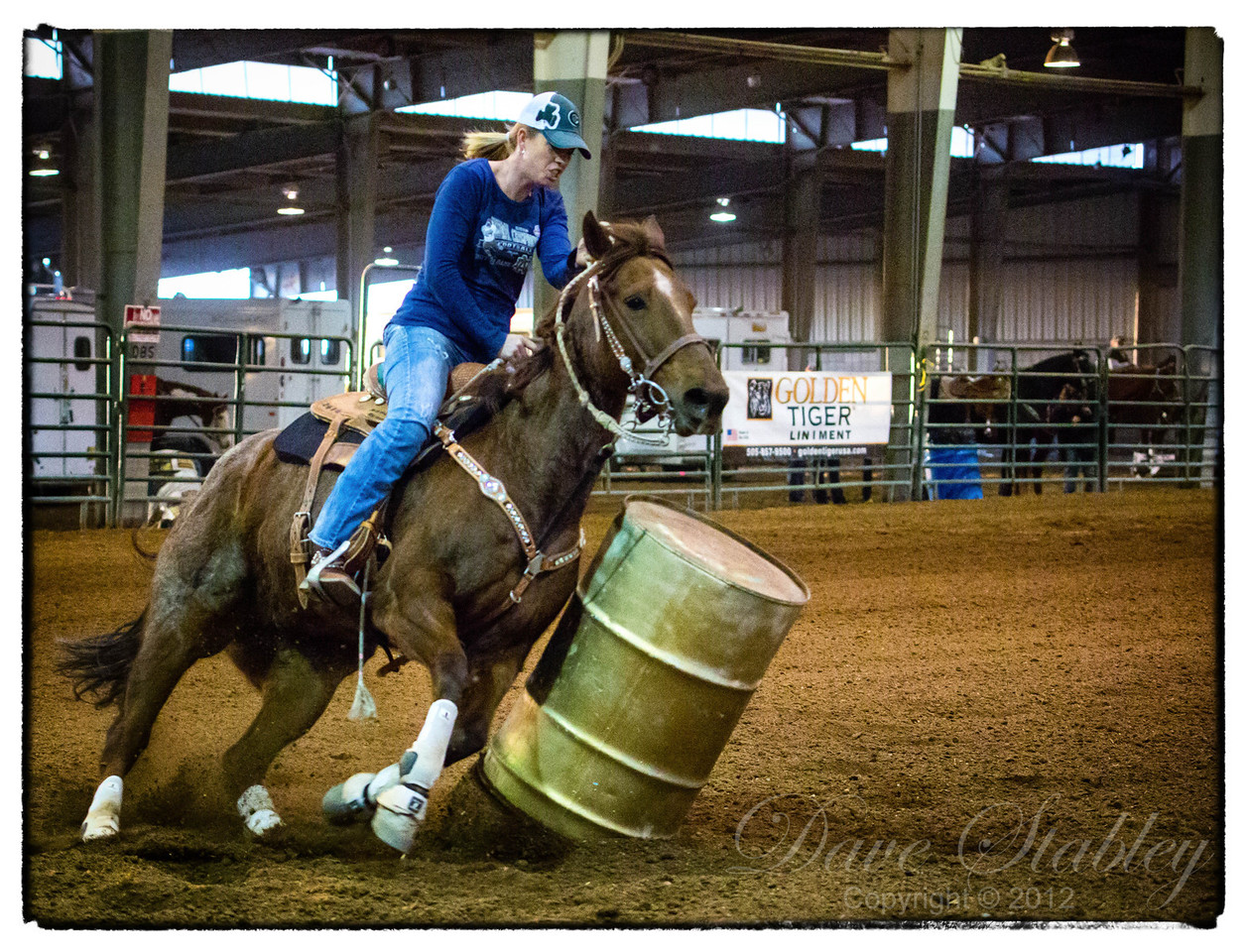 Barrel Racing-